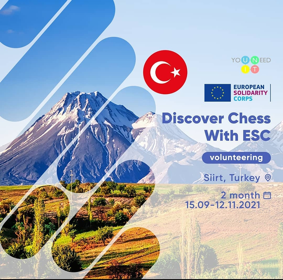 Проєкт «Discover Chess with ESC»